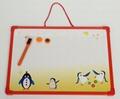 儿童用可愛小白板寫字板