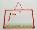 儿童用可愛小白板寫字板 2