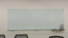玻璃白板訂做施工安裝寫字板