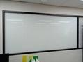玻璃白板訂做施工安裝寫字板 2