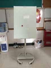 Can be customized glass whiteboard