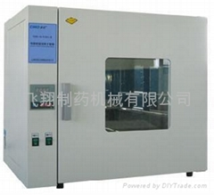 Electrical heated thermostatic air drying oven