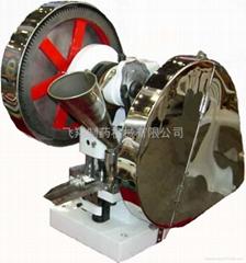 Single punch tablet press TDP-6