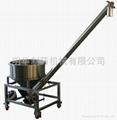 Vibrating screw feeding machine GS-4S