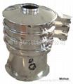 Vibrating sieve machine XZS series