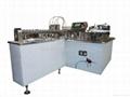灌装压盖贴标生产线(非标定制)