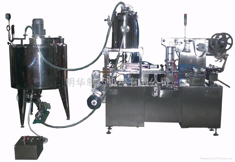 DPP-140Y  液体泡罩包装机 1