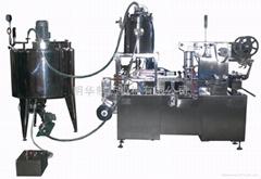 DPP-140Y  液体泡罩包装机