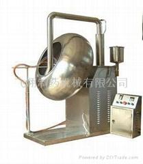 BYC-1000 荸荠式包衣机 (附带喷雾装置)
