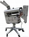 Capsule polishing and rejecting machine