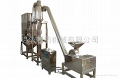 SF-40B cyclone pulse dust collecting grinding machine