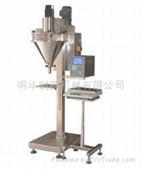 Semiautomatic powder filling machine DHS-1A-21
