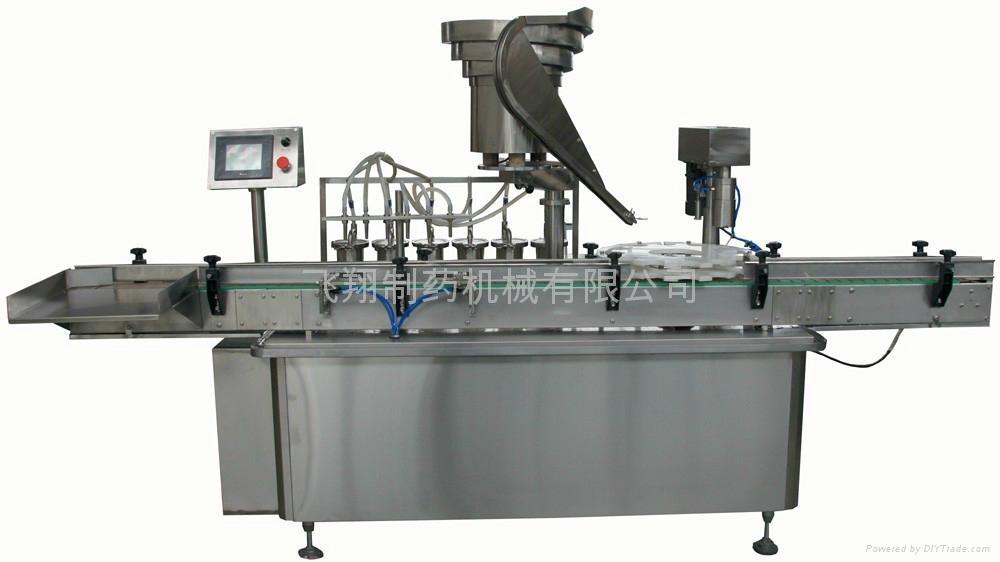厂家直销生产线KGF-Z 液体灌装机器 1