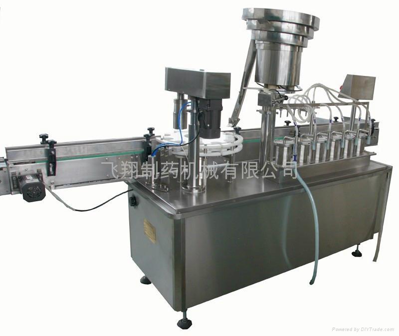 廠家直銷生產線KGF-Z 液體灌裝機器 2