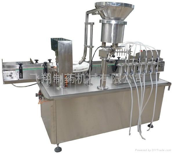 厂家直销生产线KGF-Z 液体灌装机器 3