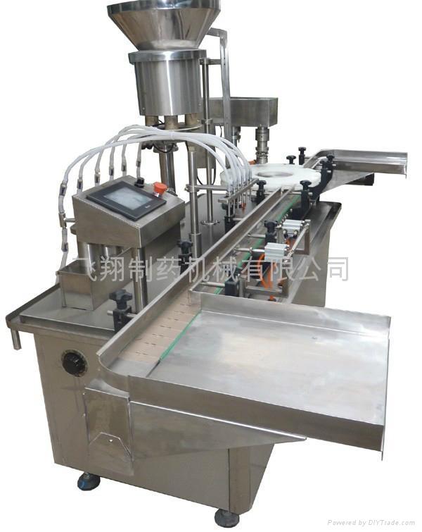 廠家直銷生產線KGF-Z 液體灌裝機器 4