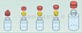 廠家直銷小瓶子液體灌封機 5