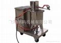 BYC-400B water chestnut mode coating machine 5