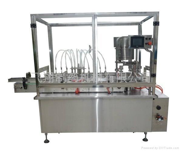 QGS-Z 液體灌裝機器 1