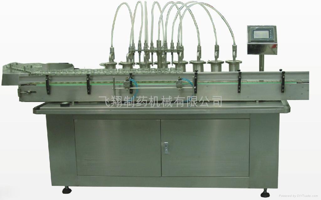 KGF-B 液體灌裝機器 1