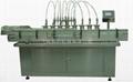 Linear type liquid filling machine KGF-B