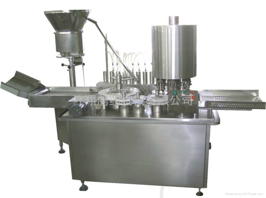 KGF8 液体灌装机器 1