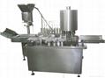 Oral liquor filling & sealing machine KGF8 1