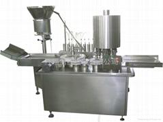 KGF8 液體灌裝機器