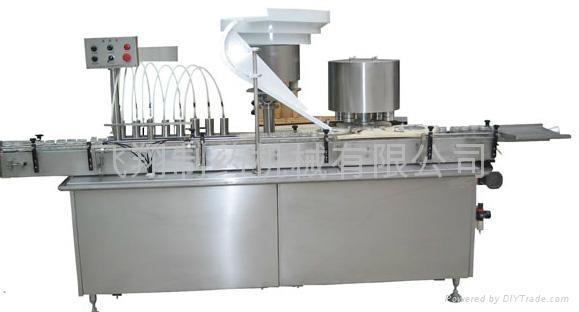 KGF-F 液体灌装机器 1