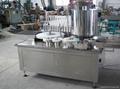 Oral liquor filling & sealing machine KGF12 2