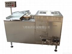 Ultrasonic bottle cleaning machine CXP