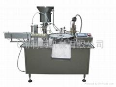 KGF-Y 易折瓶灌裝封口機