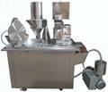 Semiautomatic capsule filling machine DTJ-C 1