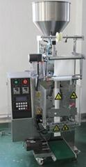 大容量全自動液體包裝機器