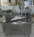 Oral liquor filling & sealing machine