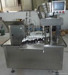 Oral liquor filling & sealing machine KGF-4