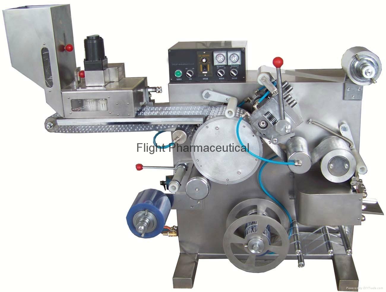 Alu / PVC吸塑包装机DPT-140 1