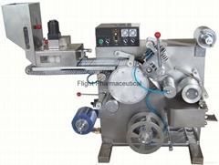 Alu / PVC Blister Packing Machine DPT-140