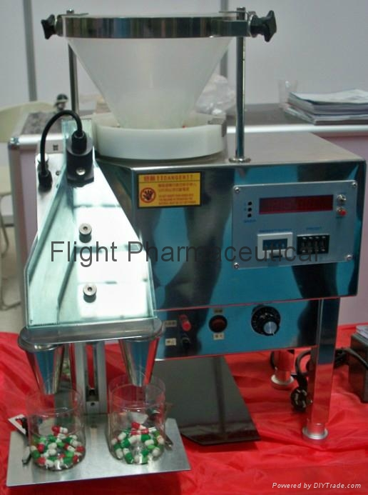 YL-2A Electronic Counting and Filling Machine 1