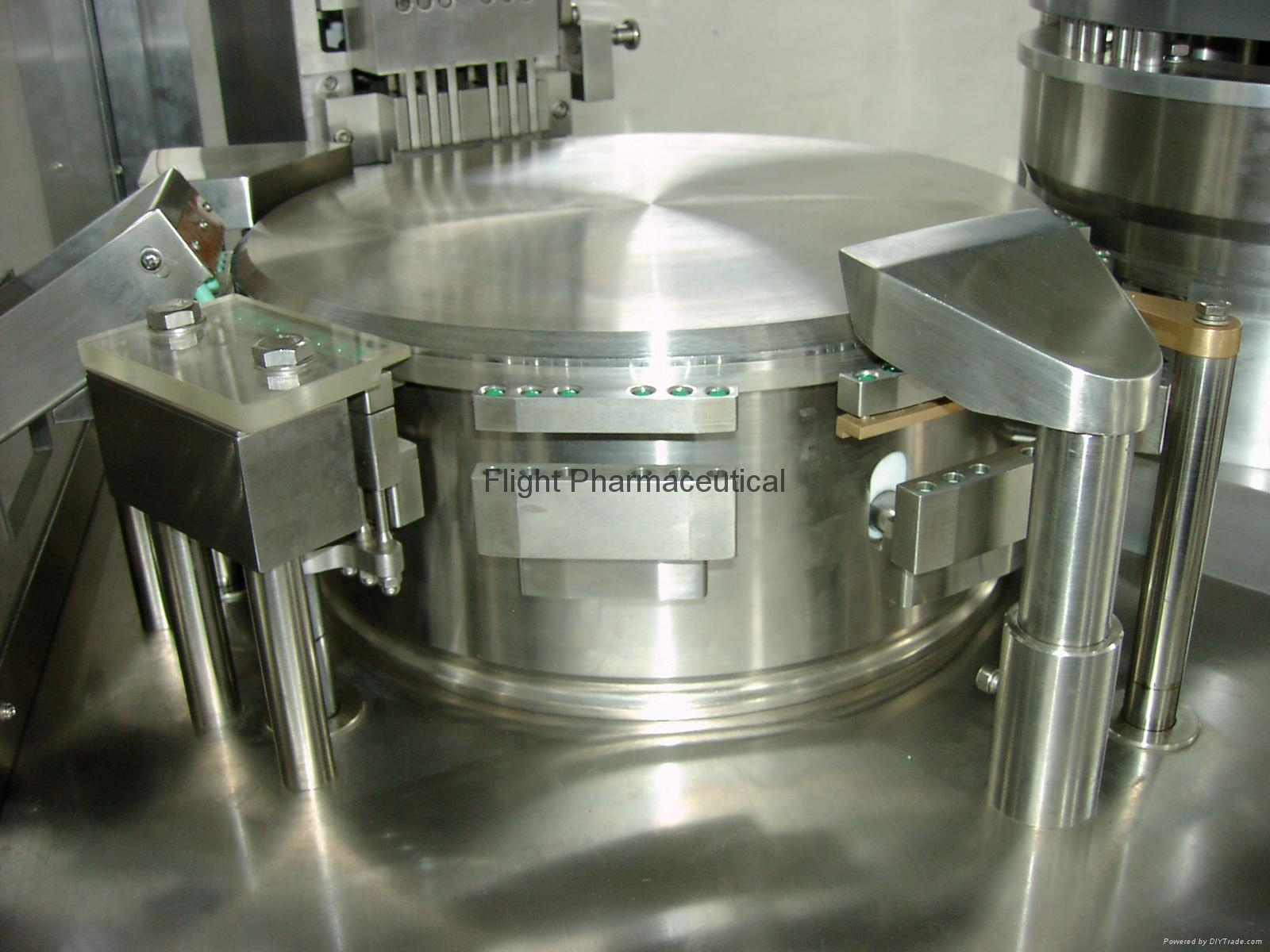 Fully automatic hard capsule filling machine NJP-800C 5