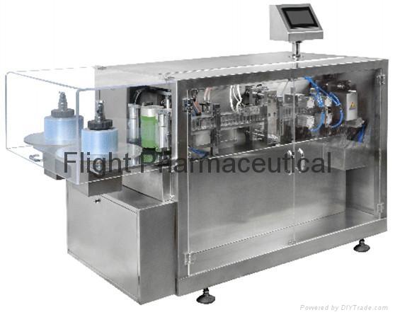 廠家直銷全自動塑料安瓿灌封機 2