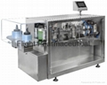 Automatic plastic ampoule filling & sealing machine GGS-118 1