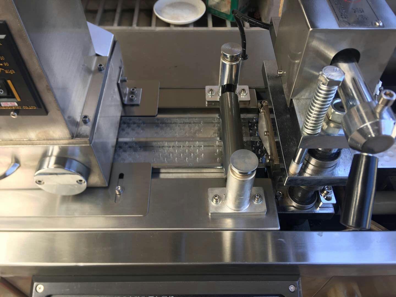 DPP-80铝塑铝吸塑包装机 3