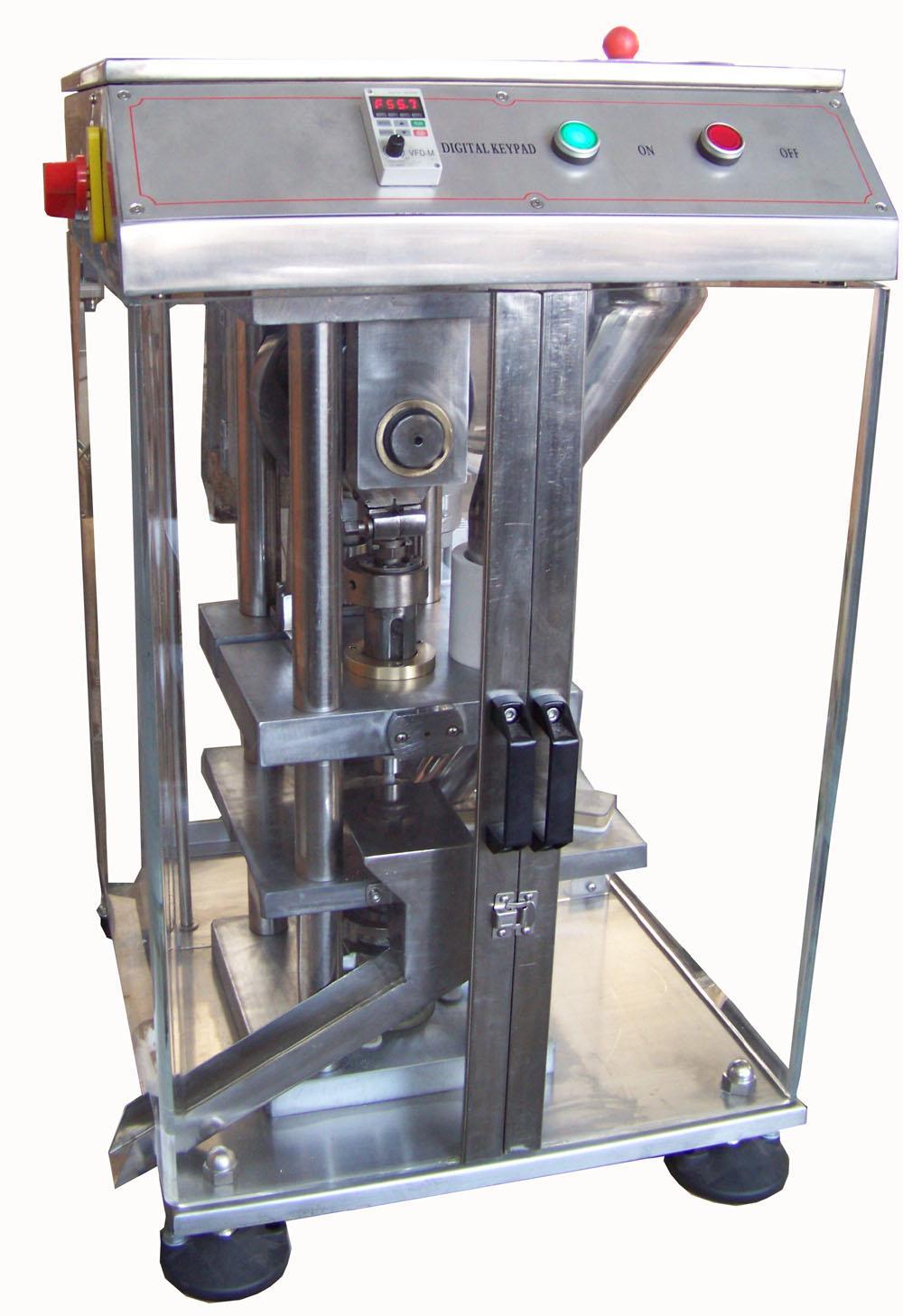YDP-12  压片机 4