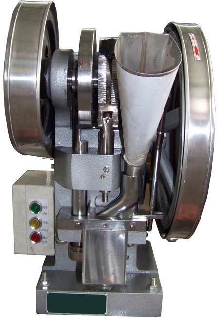 TDP-3 單沖壓片機 5