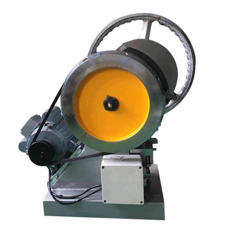 TDP-1 單沖壓片機 4
