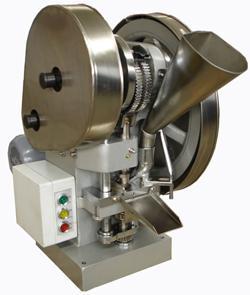 TDP-1 單沖壓片機 10