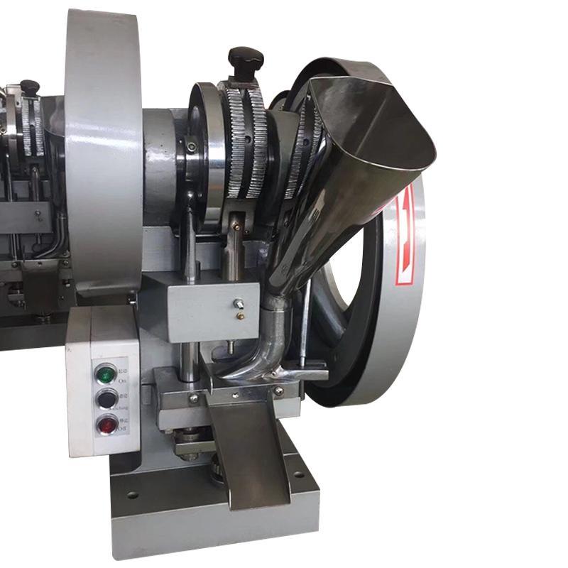 TDP-1 單沖壓片機 15