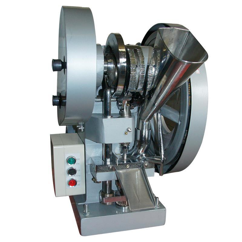 廠家直銷TDP-4 自動單沖壓片機 4