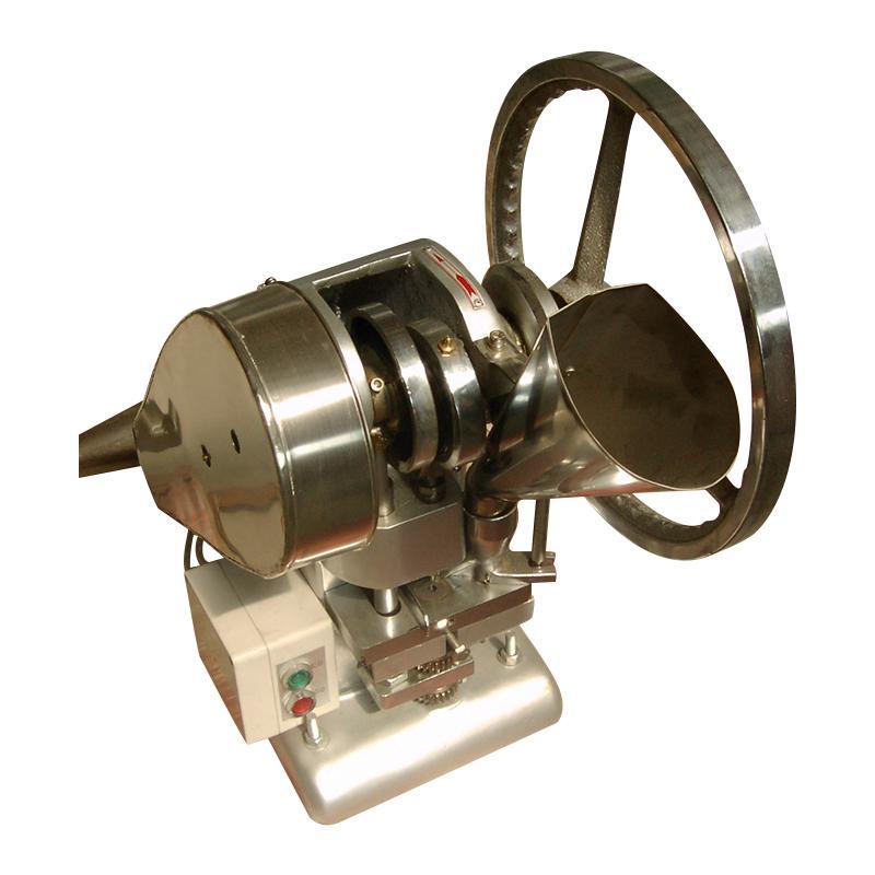廠家直銷TDP-4 自動單沖壓片機 8